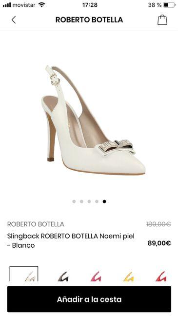 Zapatos novia - 3