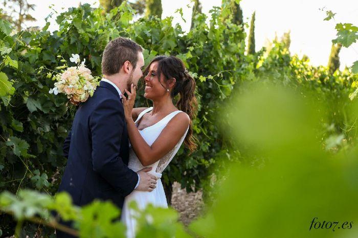 Finalmente casados en los tiempos de Covid!! 21