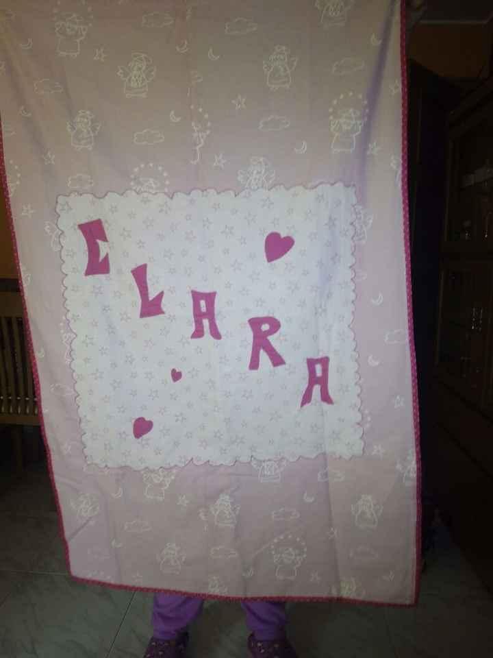 la colchita de mi nena