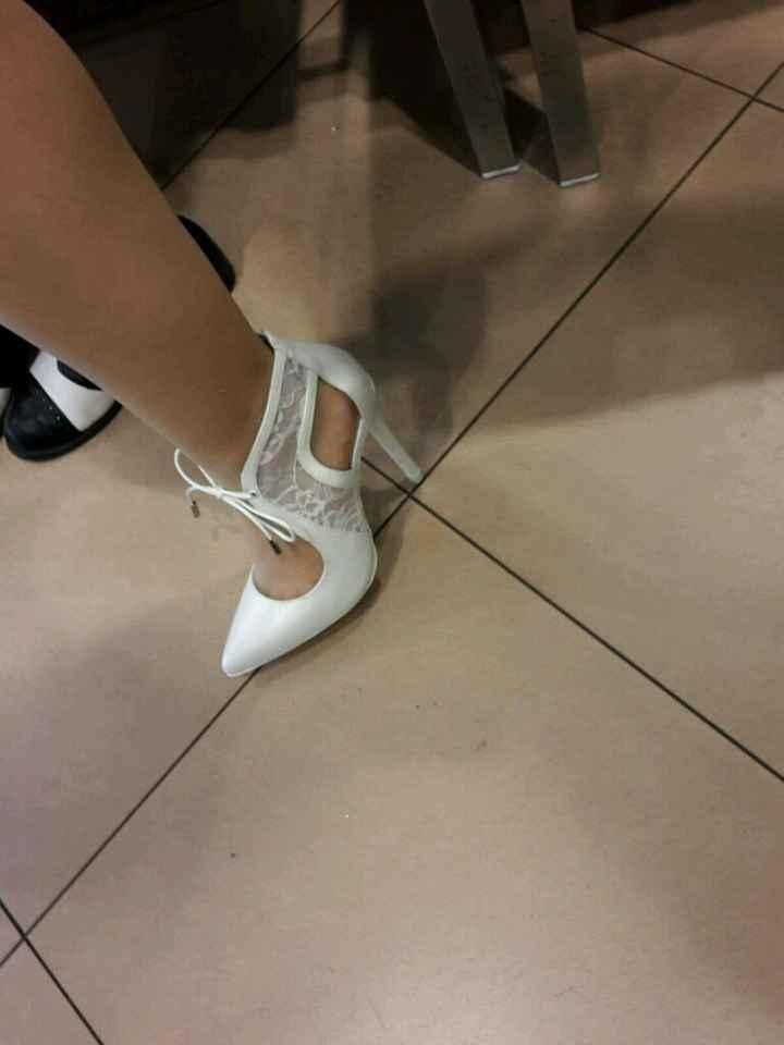 Duda existencial con mis zapatos - 1