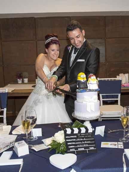 Los muñecos de la tarta - 1