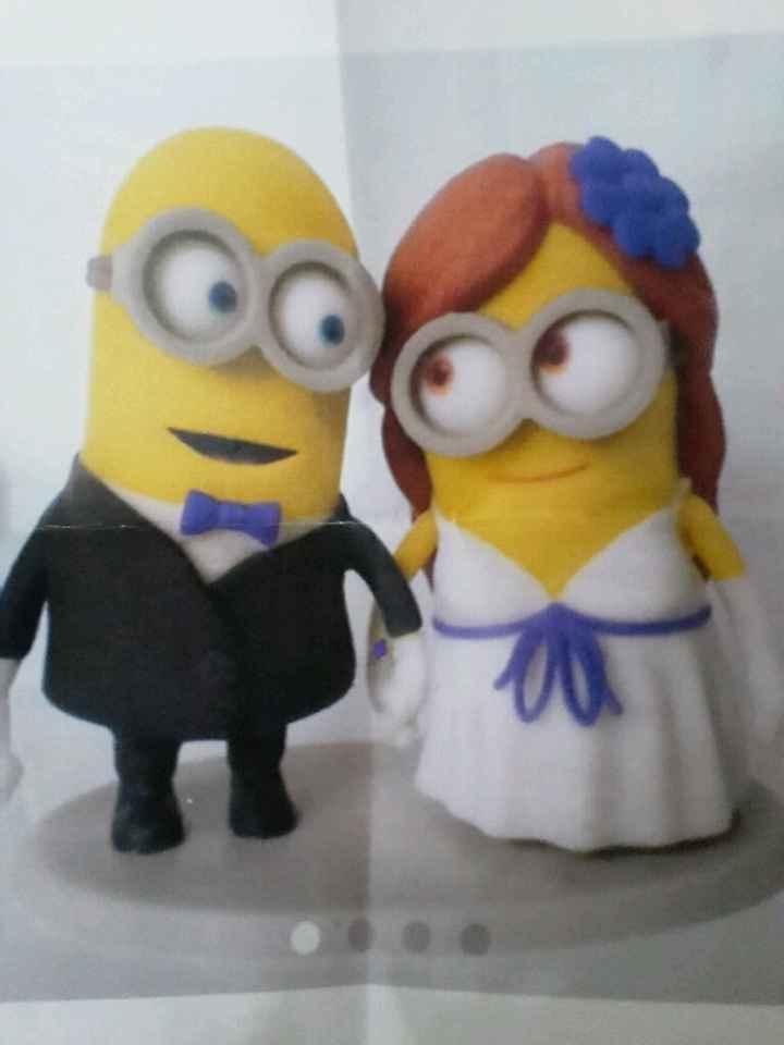 Los muñecos de la tarta - 2