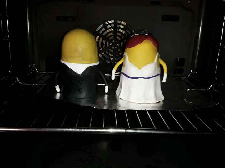 Los muñecos de la tarta - 4