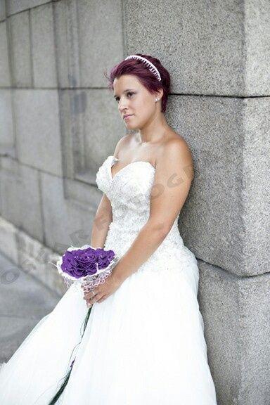 Ramo de novia rosmelia - 1