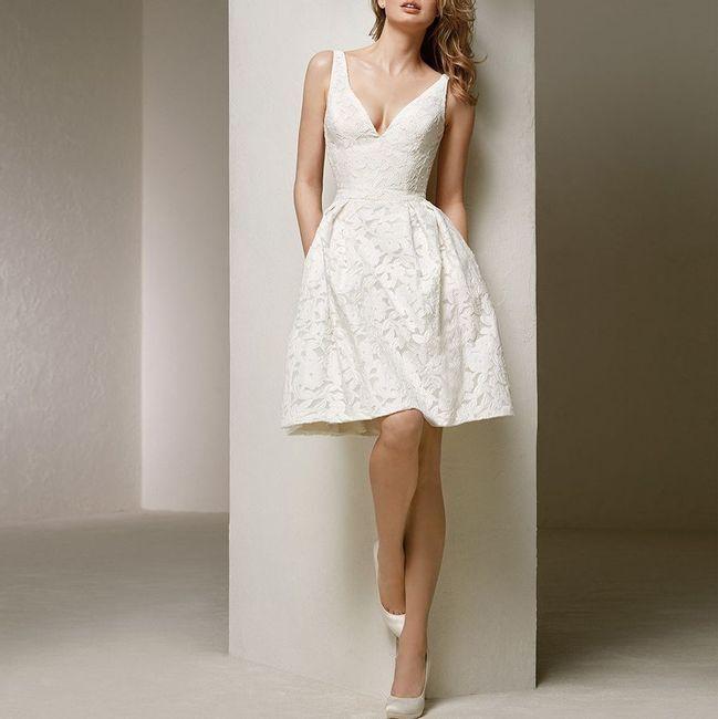 Dónde comprar un vestido corto? 1