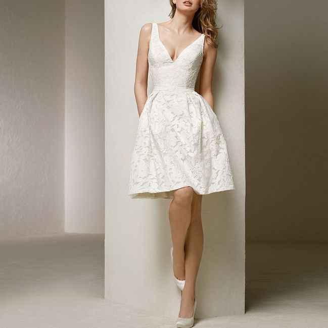 Donde comprar un vestido corto? - 1