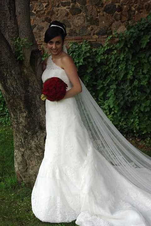 Ya soy chica casada. 7septiembre2013 dia maravilloso - 1