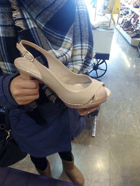 Mis zapatos !! - 1