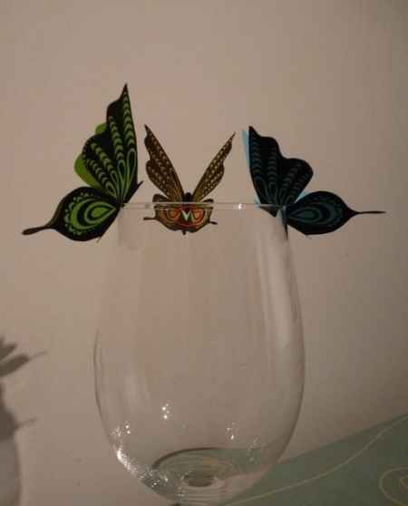 Plantilla mariposas - 1