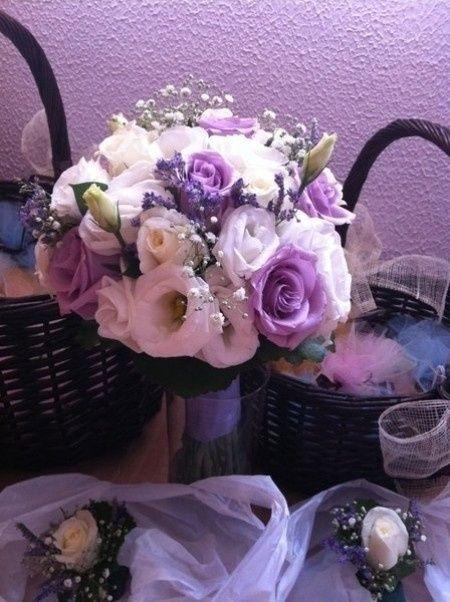 Dudas ramo de novia - 1