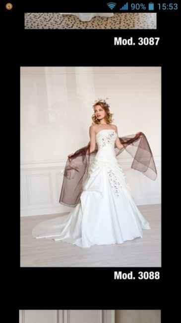 Vestidos de novia tallas grandes - 1