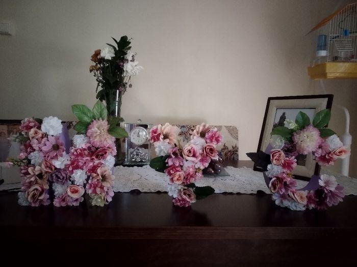 Letras  con Flores - 1