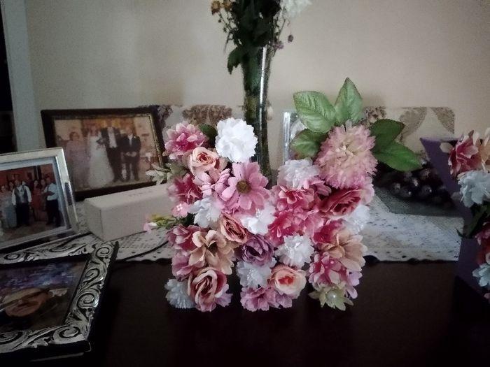 Letras  con Flores - 2