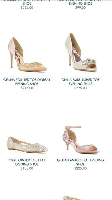 Zapatos con pedreria - 4