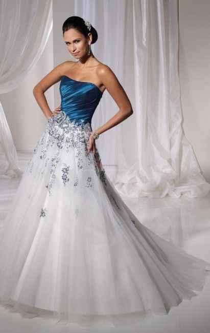 Vestidos de novia a todo color!! - 5