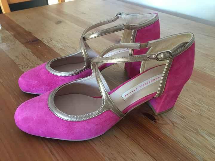 Ya tengo mis zapatos!! - 1