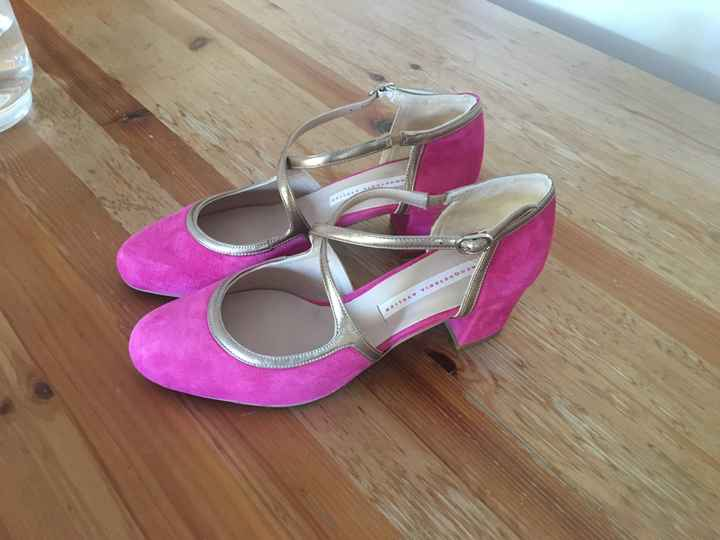 Ya llegaron mis zapatos!! - 1