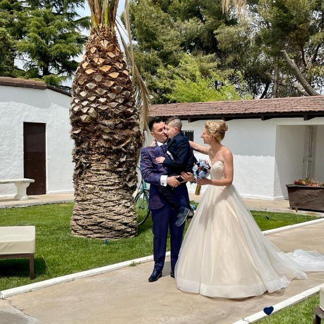 boda 24 Abril💙 4