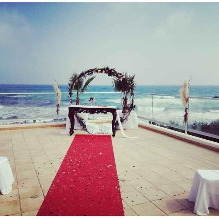 ¿Dónde tendrá lugar la ceremonia? 💍 - 1