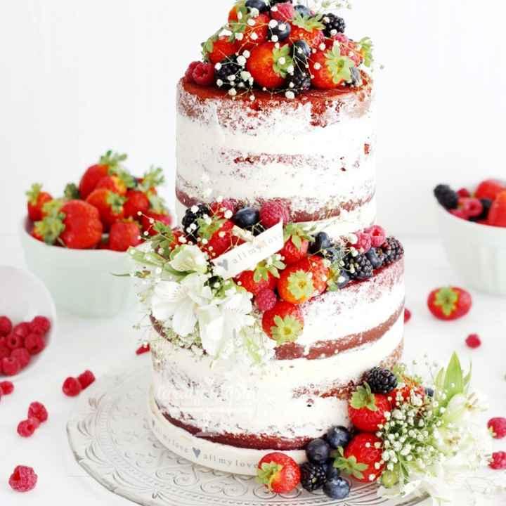 Tarta de boda - 1