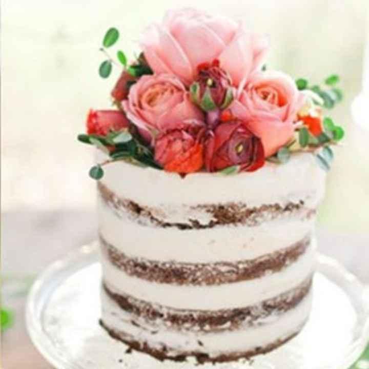 Tarta de boda - 2