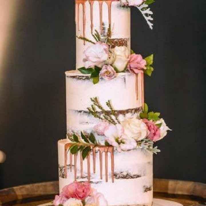Tarta de boda - 3