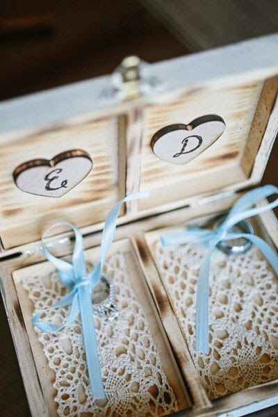 Donde llevaréis los anillos y quién los traerá!? - 3