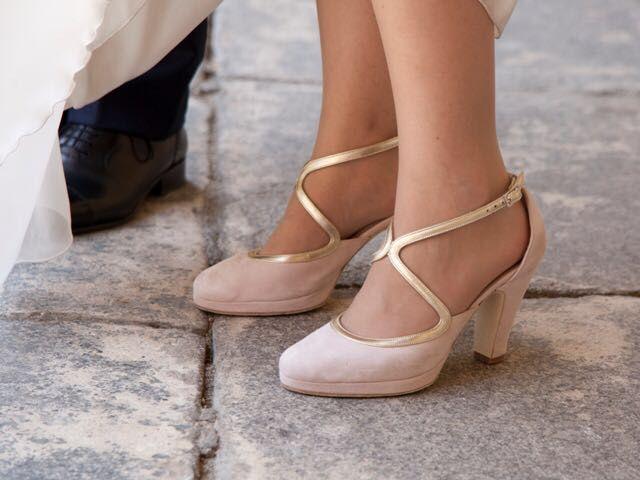 zapatos boda civil - foro bodas