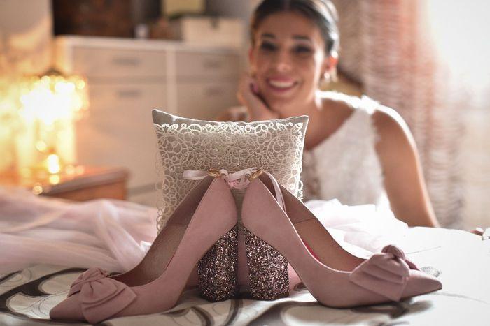 Zapatos de terciopelo 1