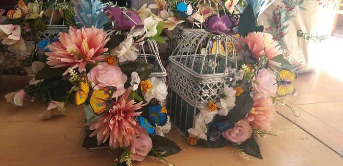 Mis jaulas de decoración! 4