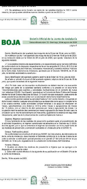 BOJA Andalucía 2