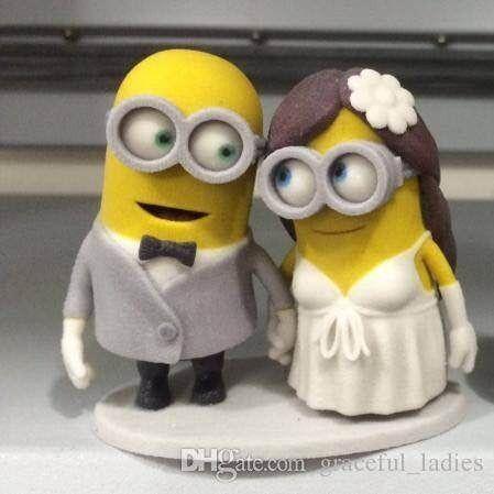 Minion Wedding Cake Topper Uk