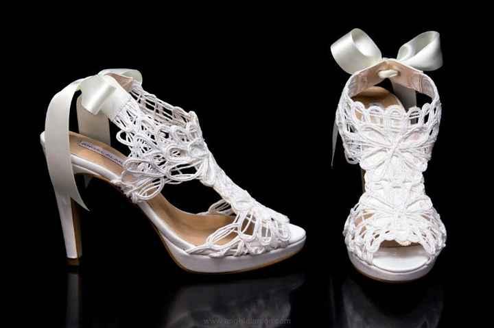 Zapatos de colores - 1