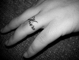 tatuajes fecha condón en Málaga