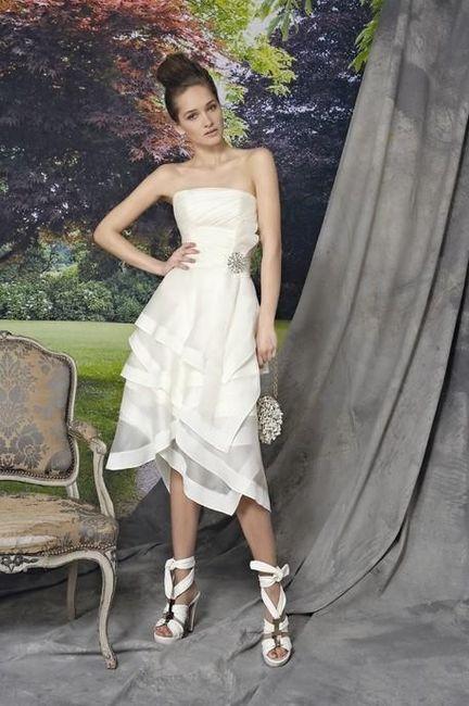 Vestidos cortos para boda en sevilla