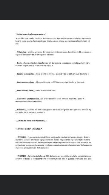 Normativa Castilla y Leon 2