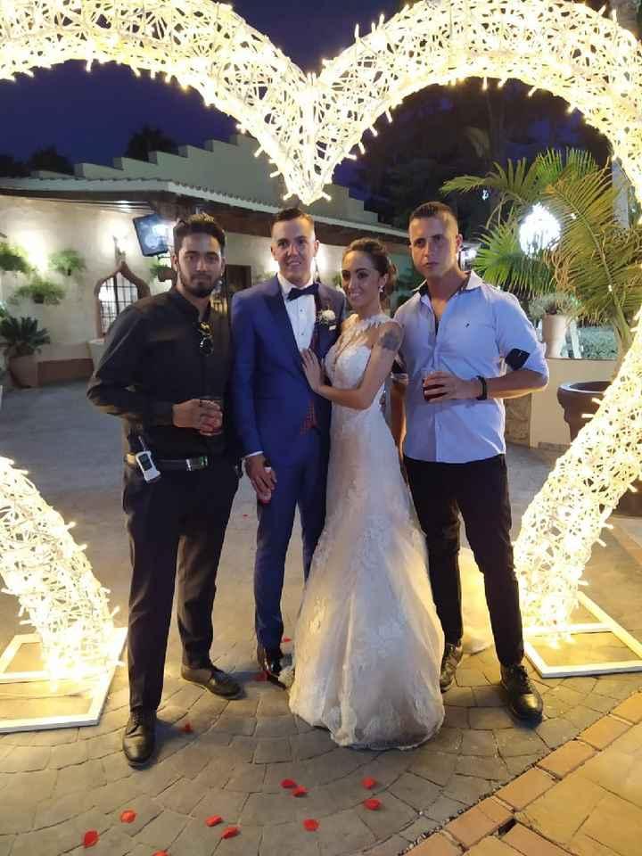 Ya casados y ni nos hemos enteradooo!!! - 8