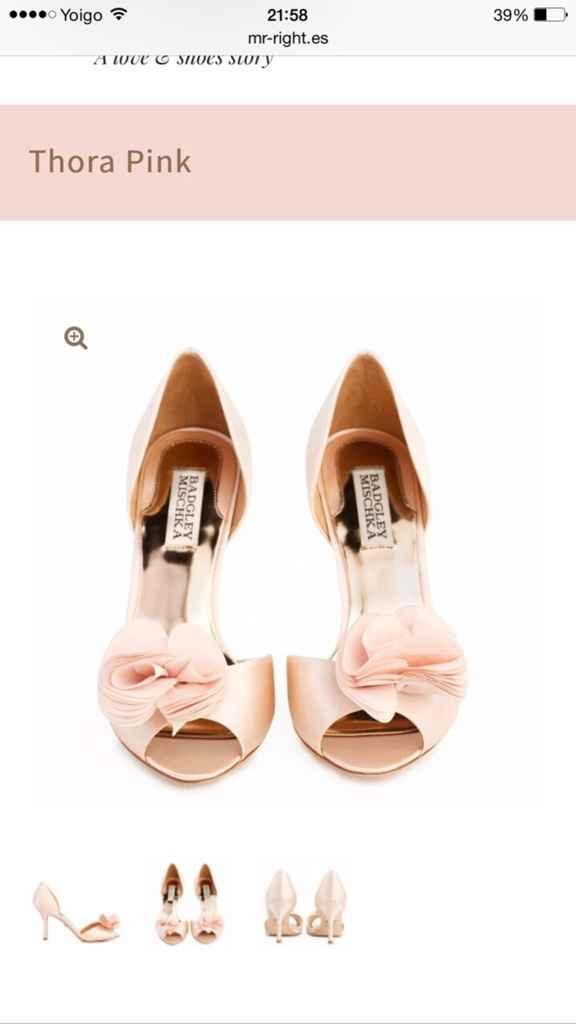 Porque los zapatos bajiito son taaan feos la mayoriia?? - 1