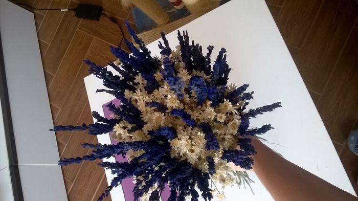 Al final me hago yo mi ramo! Verdecora, flores preservadas. 3