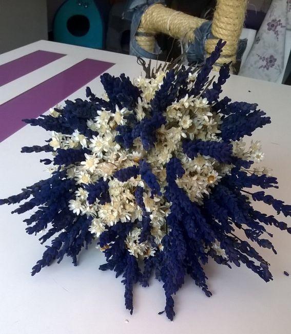 Al final me hago yo mi ramo! Verdecora, flores preservadas. 5