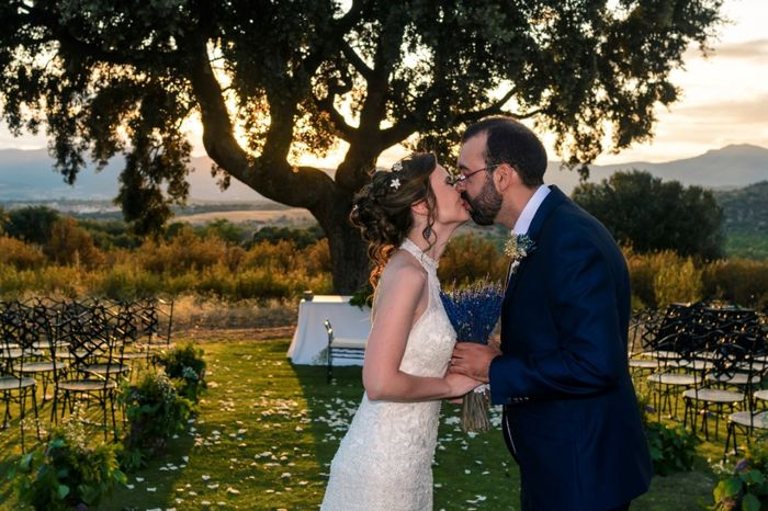 Por fin la Crónica de nuestra boda 1