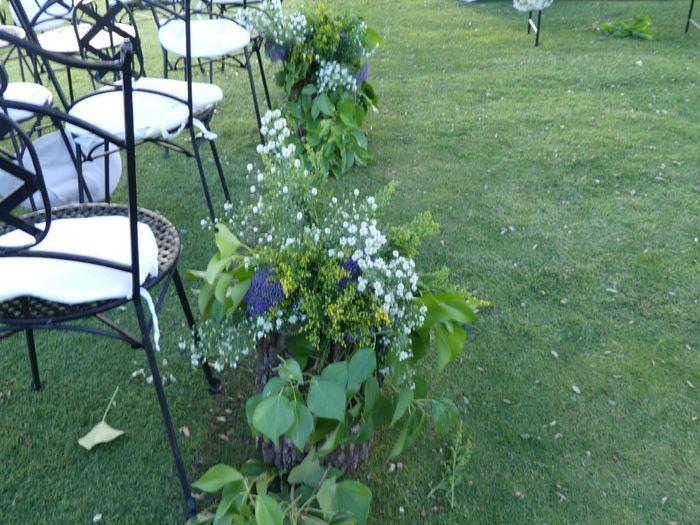 Como organizamos nuestra boda. Capítulo 5. La decoración. 4