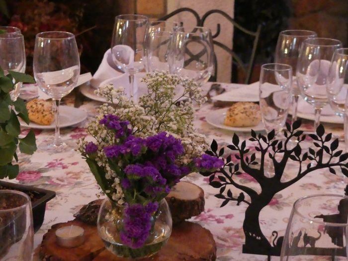 Como organizamos nuestra boda. Capítulo 5. La decoración. 5