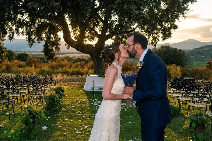 Como organizamos nuestra boda. Capítulo 5. La decoración. 2