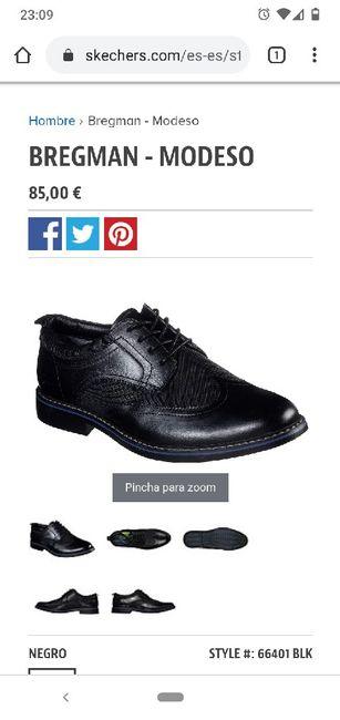 Los zapatos de mi marido 2