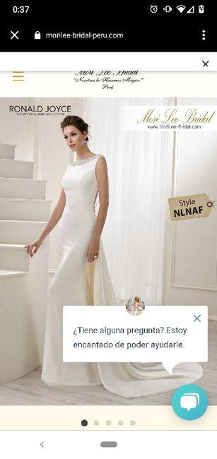 Averiguar marca vestido 2