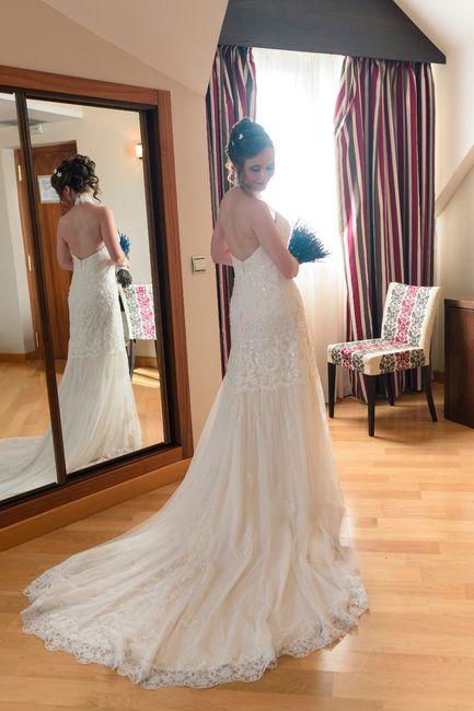 Tipos de telas para el vestido de novia 6