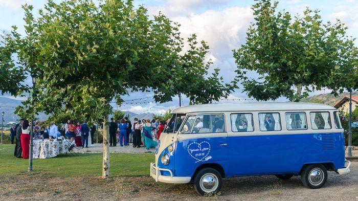 """Opciones de """"coches de boda"""" 1"""