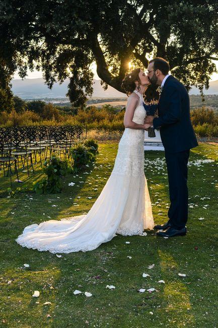 Comparte una foto de algo de tu boda 😜👇 10