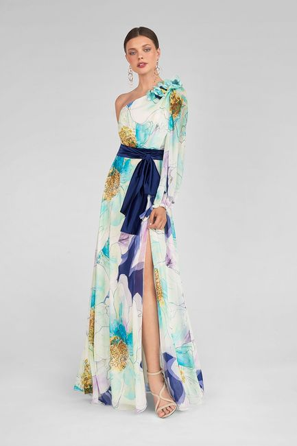Vestido Maria Lago 1